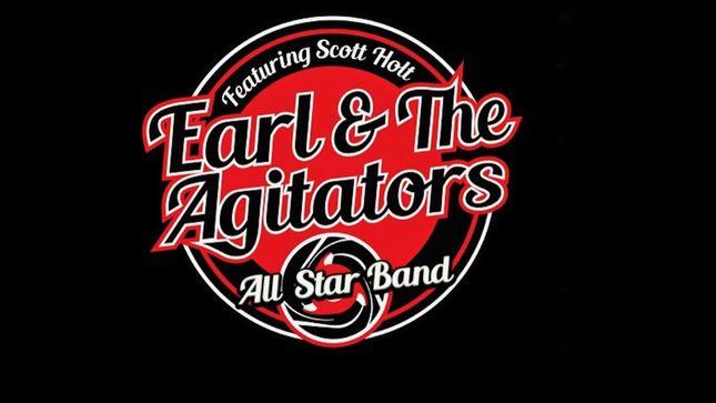 FOGHAT Spinoff EARL & THE AGITATORS ALL STAR BAND Return With Shaken & Stirred Album;