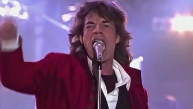 "THE ROLLING STONES Share ""You Got Me Rocking"" Video From Upcoming Voodoo Lounge Uncut Multi-Format Release"