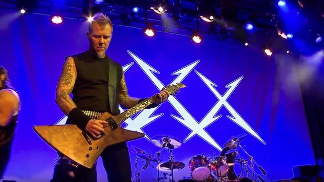 METALLICA Release Rare 2011 To Live Is Die Video From San Francisco Metallica Are Celebrating The Upcoming And Justice For All