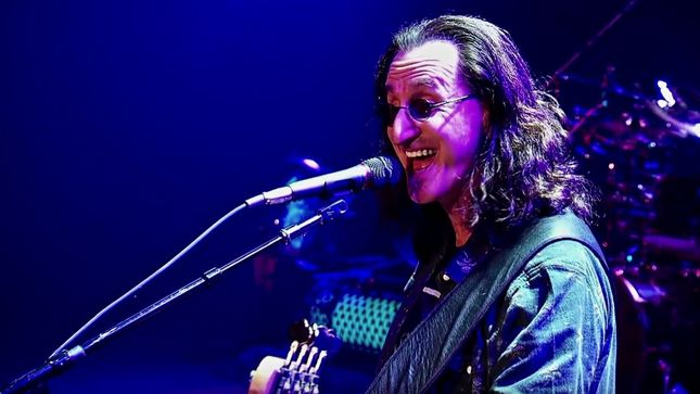 RUSH Frontman GEDDY LEE Schedules Toronto Book Signing Event; Tickets Available Today