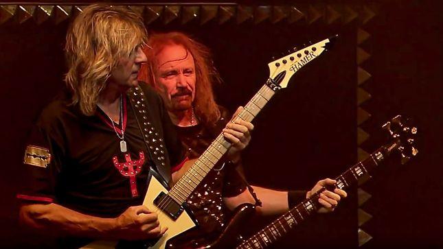 JUDAS PRIEST Guitarist GLENN TIPTON