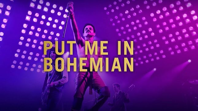 QUEEN - Bohemian Rhapsody Film Sound Editor JOHN WARHURST Discusses Mixing Thousands Of Fans' Recordings Together For Performance Scene; Video