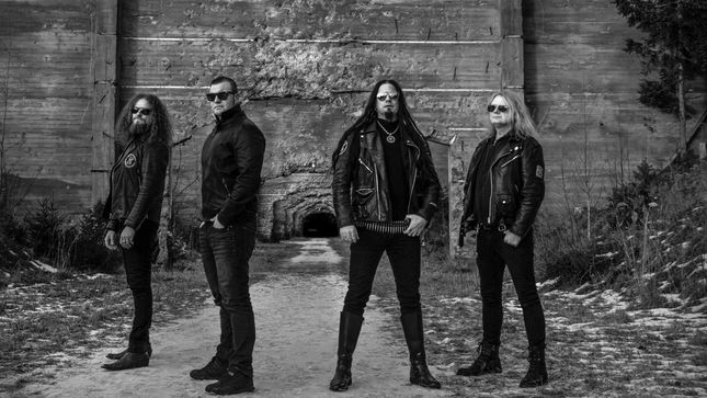 CHROME DIVISION Featuring DIMMU BORGIR's Shagrath Release One Last Ride Album Trailer #2; Announce European Tour Dates