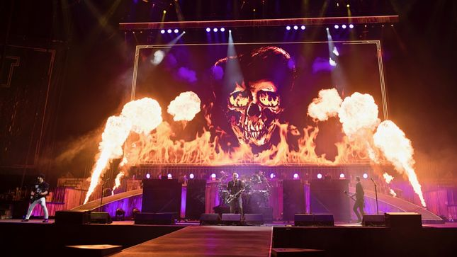 VOLBEAT To Release Live Album And Concert Film In December