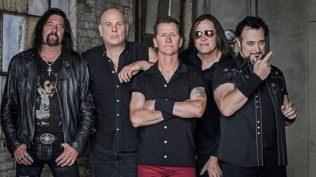 METAL CHURCH And DORO Join Forces For US Co-Headline Tour; IMAGES OF EDEN To Support