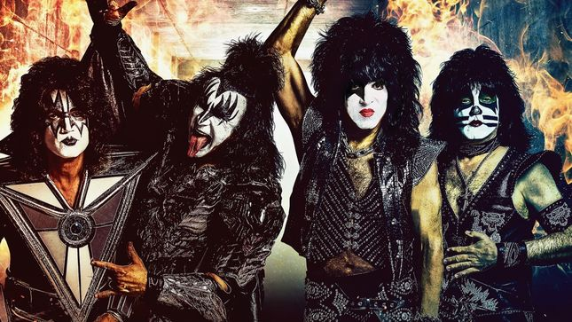 KISS - End Of The Road World Tour Details Revealed; Video Trailer Streaming