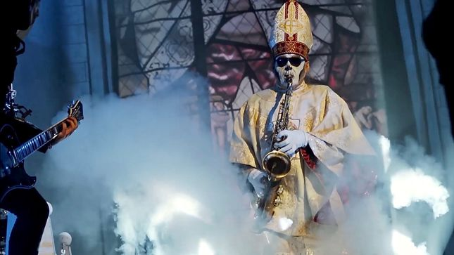 GHOST - Royal Albert Hall Stage Production Video Released