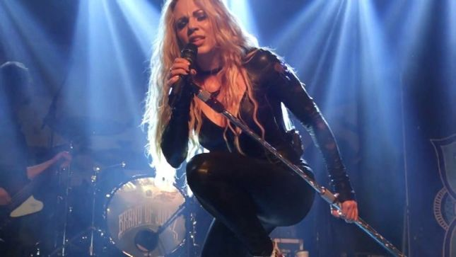 "KOBRA AND THE LOTUS - ""Let Me Love You"" Live Video From European Tour 2018 Posted"