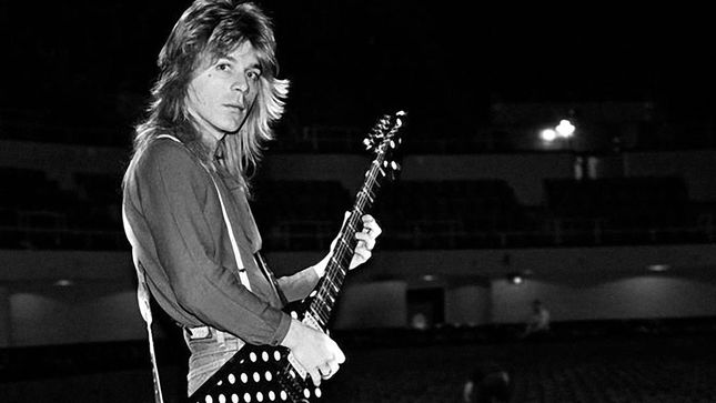 "RANDY RHOADS' Family ""Essentially Has No More Pictures Or Memories"" Of Late Guitar Legend Following Robbery At Musonia School Of Music, Says KELLE RHOADS (Audio)"