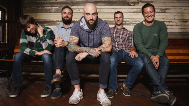 "AUGUST BURNS RED Premieres ""The Legend Of Zelda"" Guitar Cover"