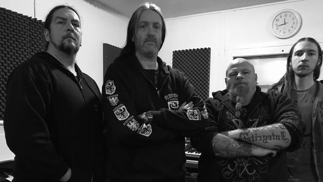 Norway's RAGNAROK Begin Work On New Album