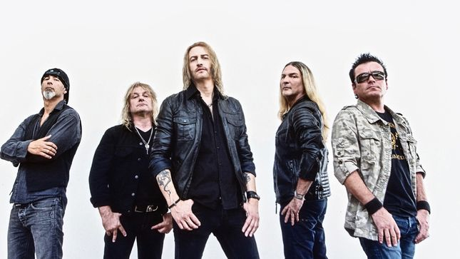 "GOTTHARD Streaming ""Feel What I Feel"" From Upcoming Defrosted 2 Album"