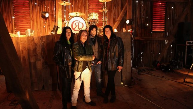 Jake E. Lee's RED DRAGON CARTEL Announce 2019 North American Tour