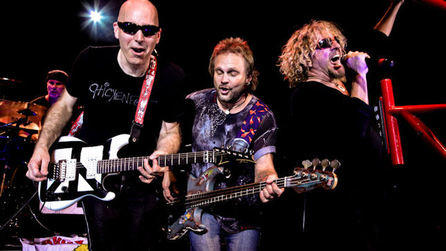 CHICKENFOOT'S Get Your Buzz On To See Re-Release This Month; Trailer Streaming