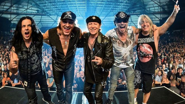 SCORPIONS Forced To Cancel Sydney Show With DEF LEPPARD Due To KLAUS MEINE's Vocal Issues