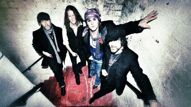 THE QUIREBOYS Announce April Release Date For Amazing Disgrace Album; Artwork Revealed