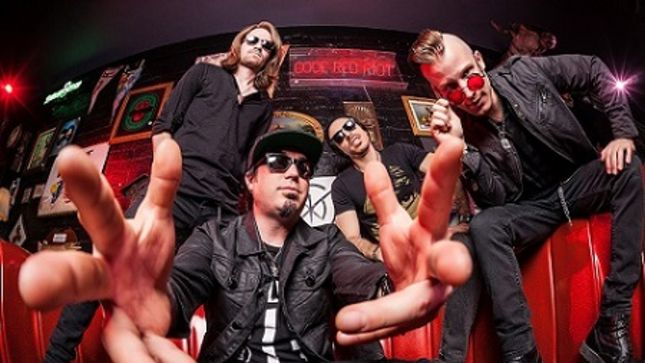 "CODE RED RIOT Premieres ""Bulletproof"" Music Video"