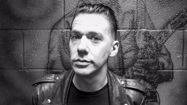 "GHOST Mastermind TOBIAS FORGE Talks Early Days - ""My Intention Was To Be Just The Guitar Player And Write Backing Vocals"""