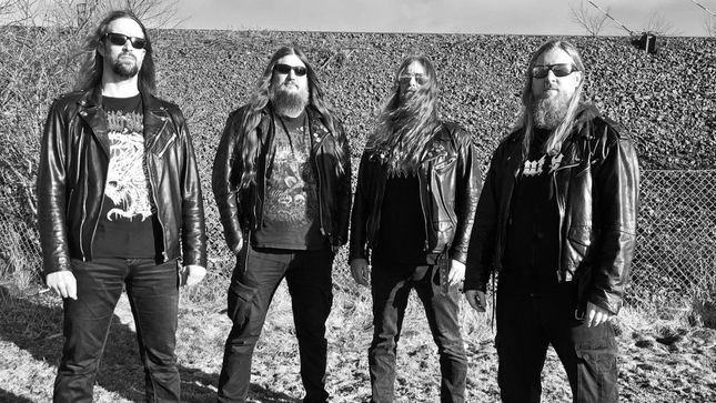 VOMITORY - Metal Blade To Reissue Primal Massacre, Terrorize Brutalize Sodomize Albums On Vinyl
