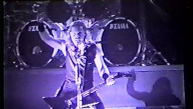 METALLICA - Fan-Filmed Video Of Entire 1994 Atlanta Show Posted