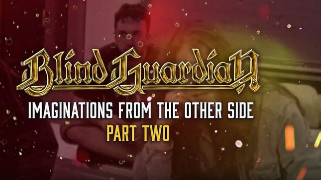 BLIND GUARDIAN - Imaginations Revisited Documentary Part Two; Video