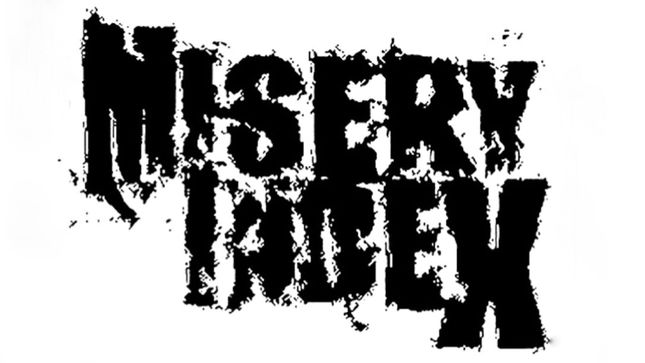 MISERY INDEX To Release Rituals Of Power Album In March; European Tour Announced