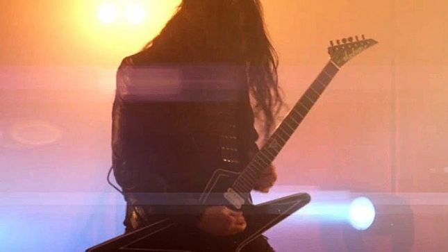 FIREWIND Guitarist GUS G. Posts Behind-The-Scenes Footage From Fearless European Tour