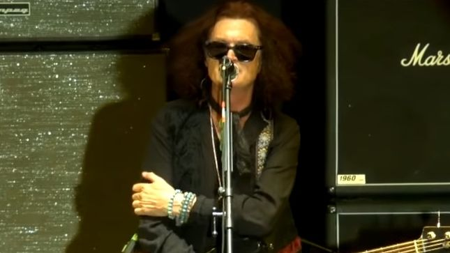 "GLENN HUGHES - ""Medusa"" Live In Hungary; Video"