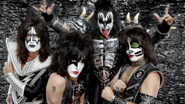 KISS Invites Fans To Today's Taping Of The Price Is Right Appearance