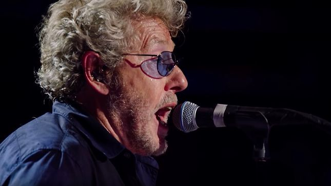 "THE WHO - ""I Can See For Miles"" Video Released From Tommy: Live At The Royal Albert Hall"
