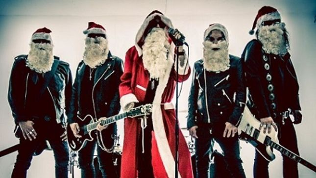 THE 69 EYES Send Season's Greetings, Get Ready For Band's 30th Anniversary