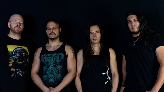 OF HATRED SPAWN Featuring Past / Present Members Of SKULL FIST, ANNIHILATOR Announce Debut Album