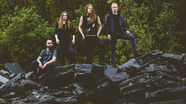 Norway's FALL OF MIDWINTER Announce Debut EP; Produced By DIMMU BORGIR's GEIR BRATLAND
