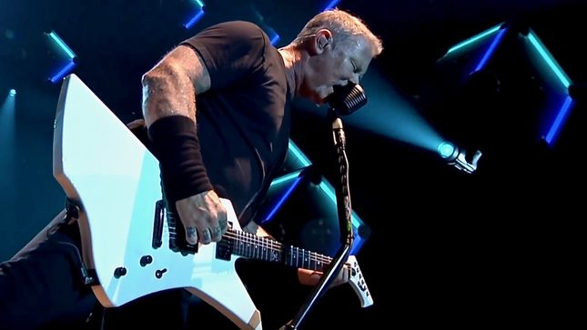 METALLICA Draws Record-Breaking Crowd To Spokane Arena, Tops Almost 20-Year Attendance Record