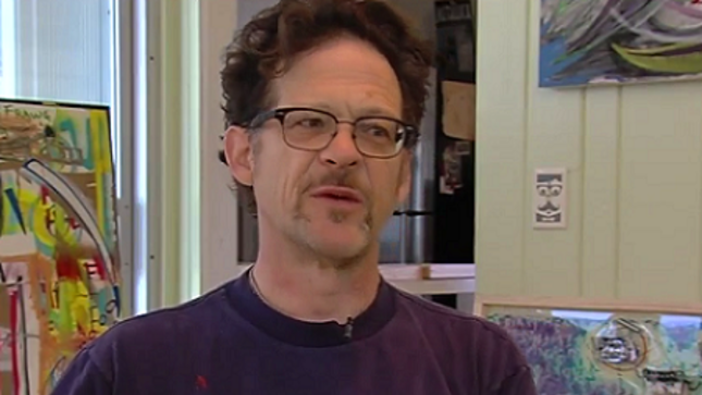 JASON NEWSTED - First Solo Art Show Being Held In Florida