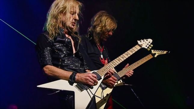 K.K. DOWNING Talks In-Depth About Heavy Duty: Days And Nights In JUDAS PRIEST Memoir (Audio)