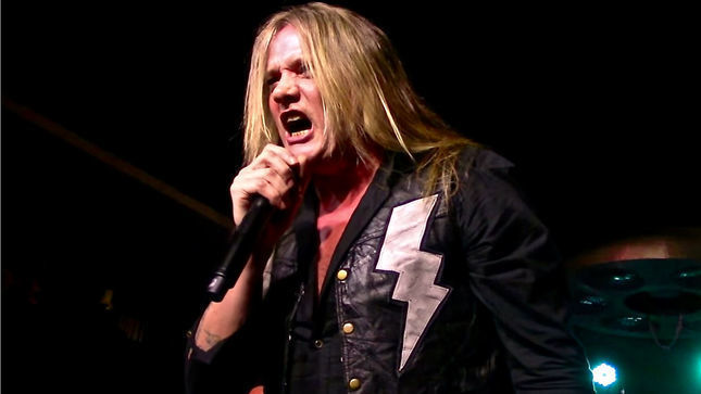 "SEBASTIAN BACH Crushes MAROON 5 Vocalist ADAM LEVINE's ""Rock Is Nowhere"" Comment With One Sentence Via Twitter"