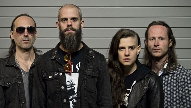 BARONESS Announce Gold & Grey Album; Cover Art Unveiled