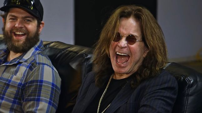 "OZZY OSBOURNE Witnesses MAC SABBATH For The First Time - ""Funny As F@#k, That""; Video"