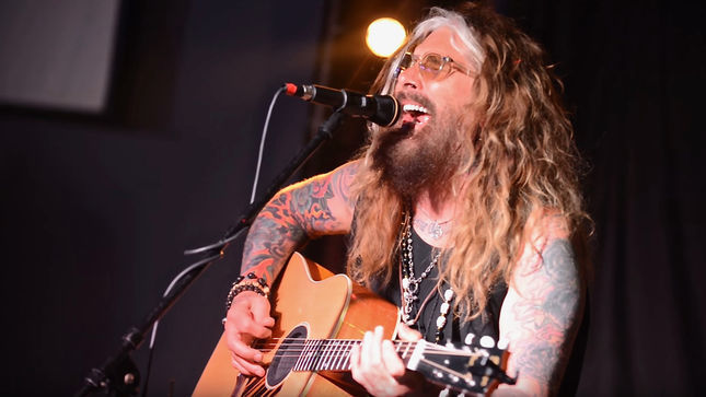 JOHN CORABI - Acoustic European Winter Tour Dates Announced