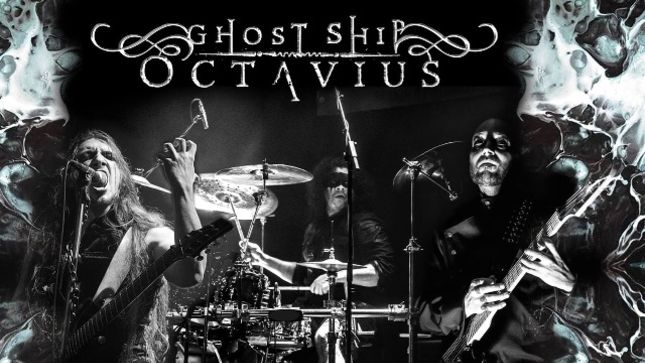 GHOST SHIP OCTAVIUS - American Power Metal's New Hopes Get Delirious On New Album