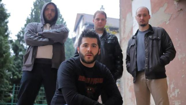 Serbian Prog Metallers DEAD FROG Sign With Sliptrick Records; First Full-Length Album Due In 2019