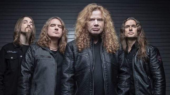 MEGADETH To Release Greatest Hits Collection, Warheads On Foreheads, In March; Artwork Revealed