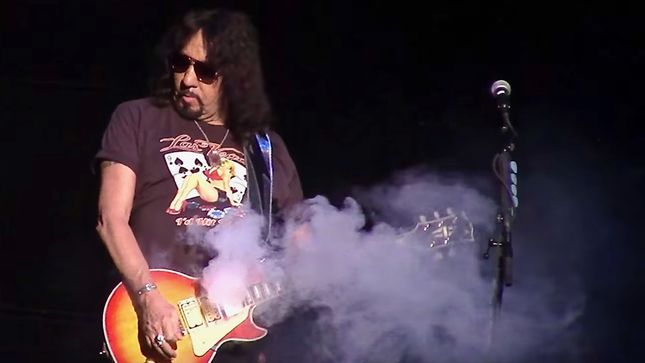 ACE FREHLEY To Reunite / Perform With FREHLEY'S COMET Members At Kruise Fest 2019