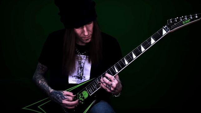 "CHILDREN OF BODOM Release ""Under Grass And Clover"" Guitar Playthrough Video"