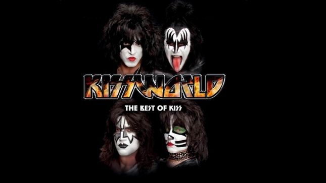 KISS Reveal More Details For KISSWorld - The Best Of KISS Compilation; Pre-Order Launched