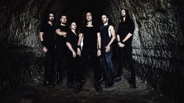 "STORMLORD Release ""Far"" Lyric Video"