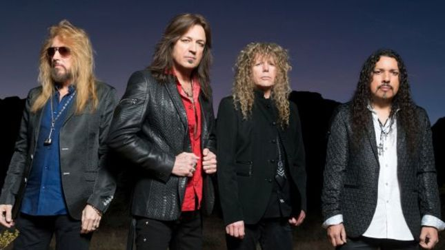 STRYPER - Christmas 2018 Episode Of 53:5 -The Official Stryper Podcast Streaming