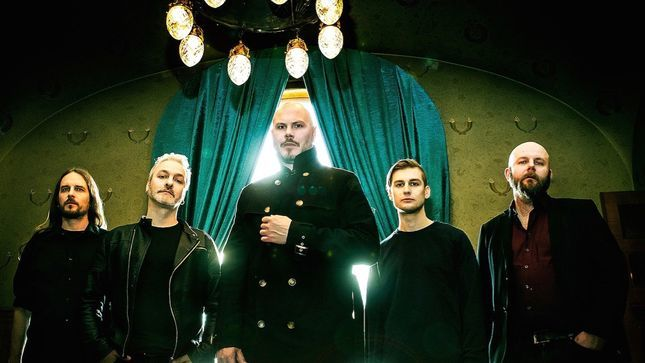 SOILWORK Release Animated Official Video For New