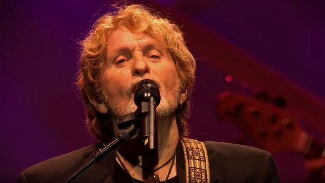 "YES Founding Member JON ANDERSON Releases New Single ""WDMCF""; Music Video Streaming"